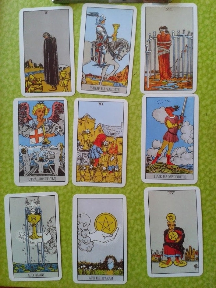 Soulmate tarot card / The luxor hotel deals