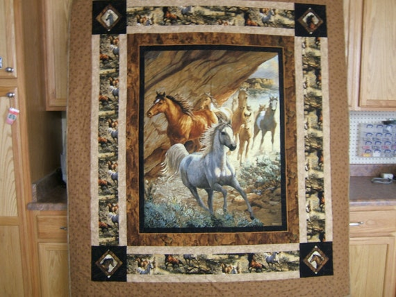Wild Horse Quilt Independence Pass By Springs Creative