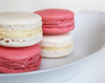 Valentines Day Seasonal French Macarons