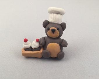 Brandy the Baking Bear