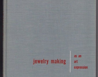 Mid Century Modern Jewelry Making as an Art Expression Retro Designs D Kenneth Winebrenner 1953