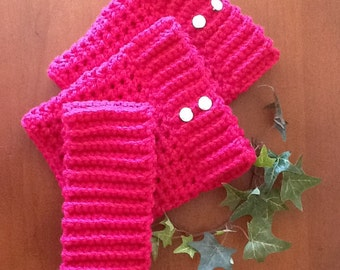 Ear Warmer and Bootcuff sets