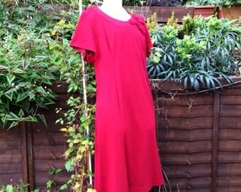 Plus size dress,Designer, UK 22  US 18 EU 50