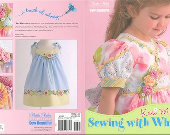 Book - Sewing with Whimsy by Kari Mecca (Book)