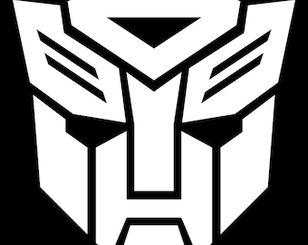 Autobot Decal Sticker