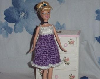 Barbie Dress, Doll Dress, Barbie Clothes