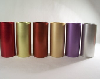 Vintage Aluminum Drinkware Tumblers      S539