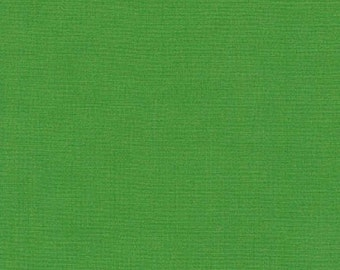 Kona Cotton in Grasshopper - Robert Kaufman (K001-475)