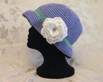 Custom Cloche Hat