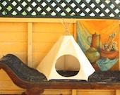 Cat Bed, Cat House, Cat Tent, Eco-friendly Kiteepee