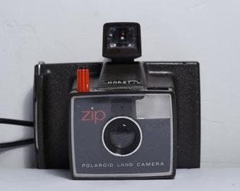 Zip Polaroid Land Camera