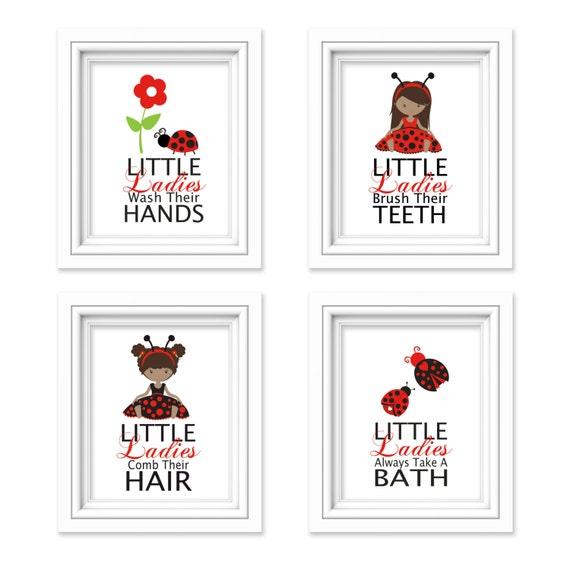 Items similar to bathroom decor little ladies wash for Bathroom decor etsy