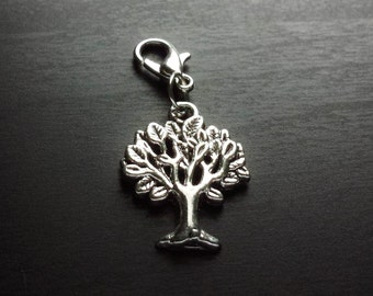 Tree of Life Dangle Charm for Floating Lockets, Necklaces or Bracelets-GIft Ideas for Women