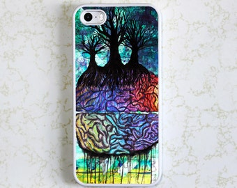 """Phone Case & Archived Print, """"Migraine"""", Designed by Natalia R."""