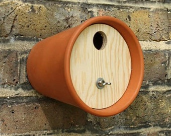 Flowerpot Bird Nesting box 7 inch