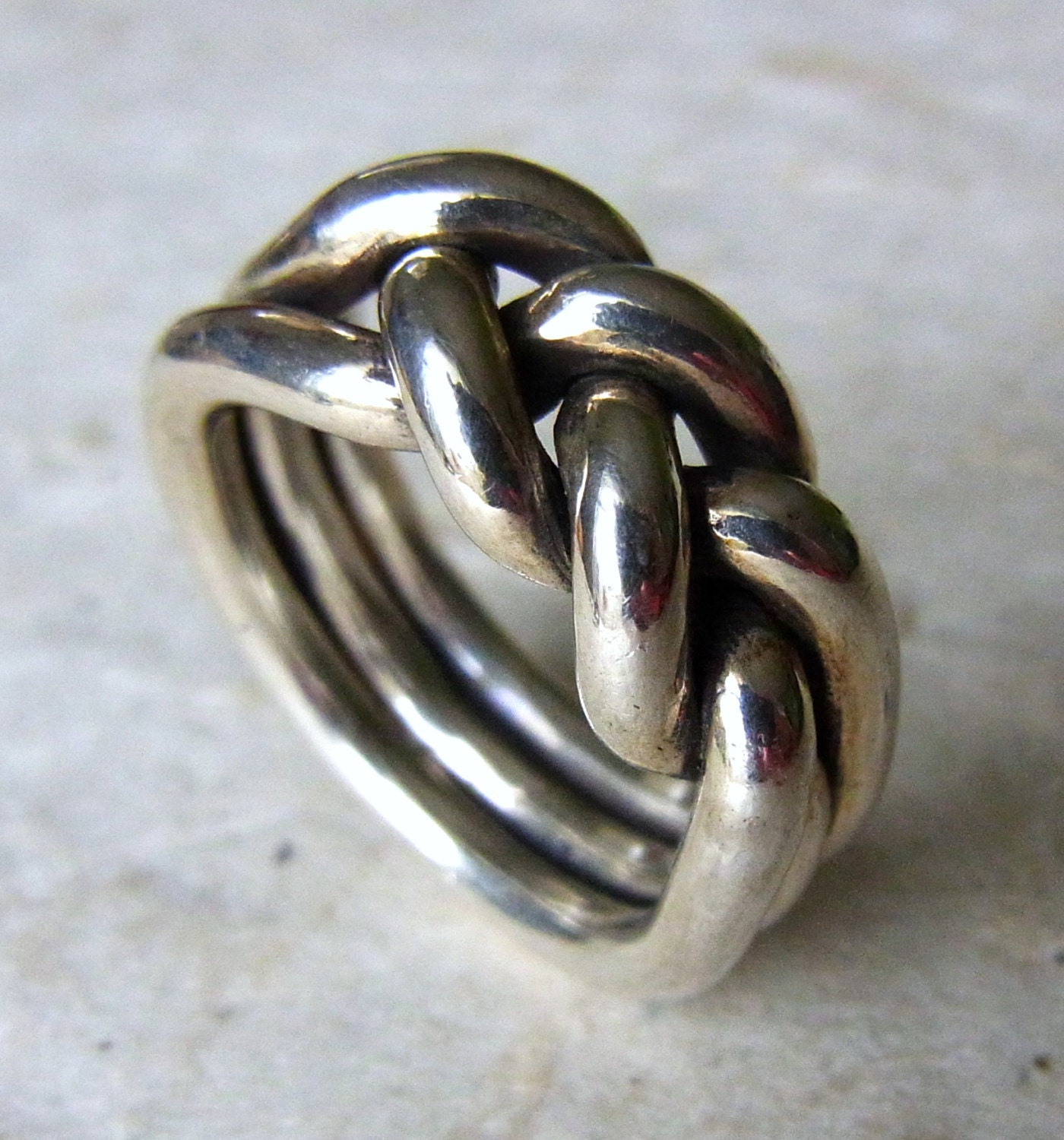 Men silver ring Male silver ring Men s modern ring