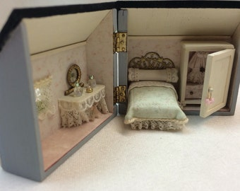 Handmade miniature Dream House