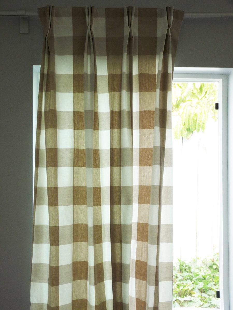 Curtains Ideas Buffalo Check Inspiring