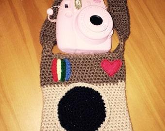 Instagram inspired bag **camera not included**