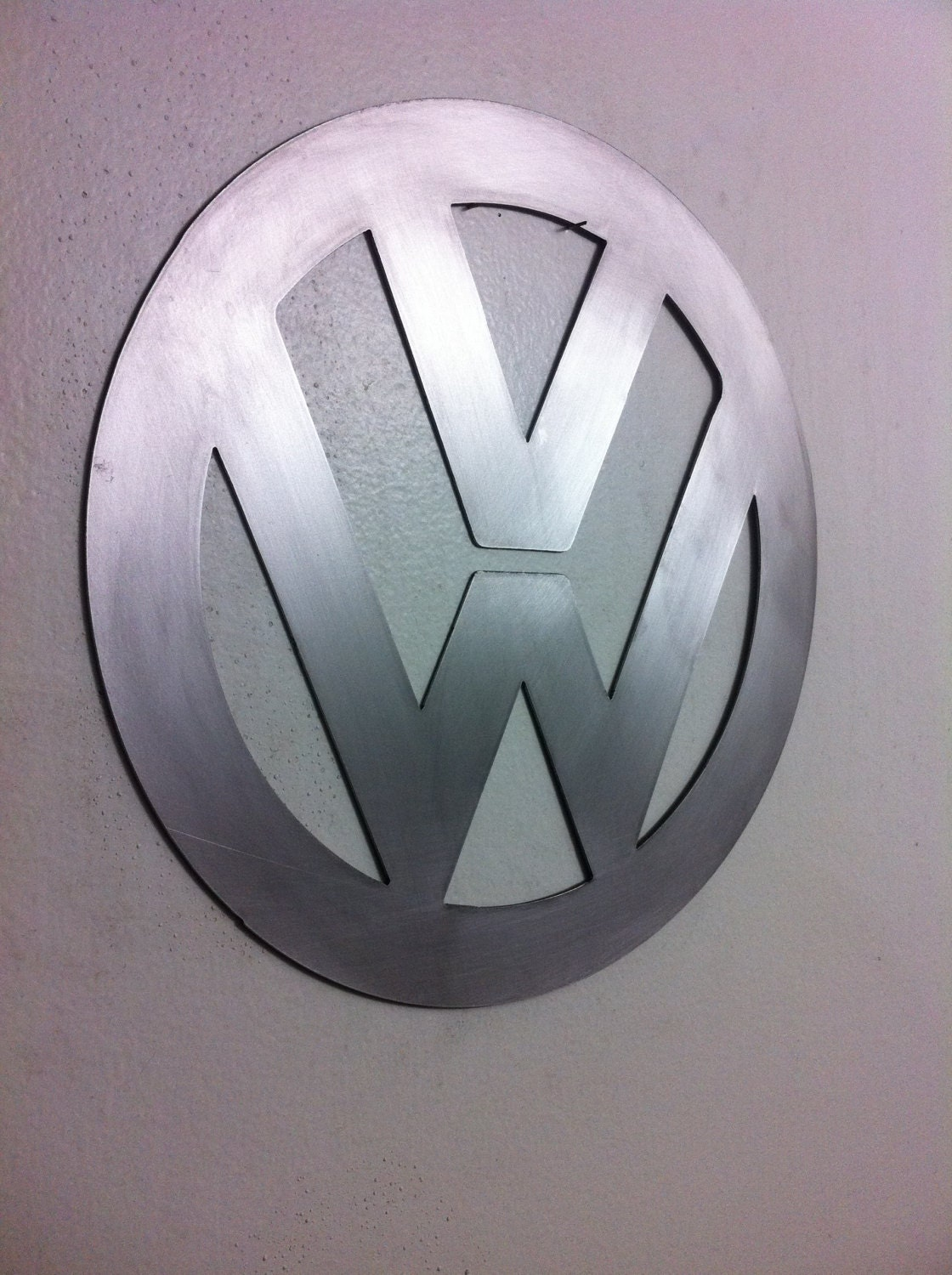 volkswagen vw sign metal wall art by lewismetalworks on etsy