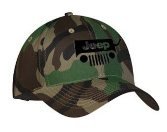 Jeep Wave Hat - Wrangler Driver's Wave to Each Other! JEEP