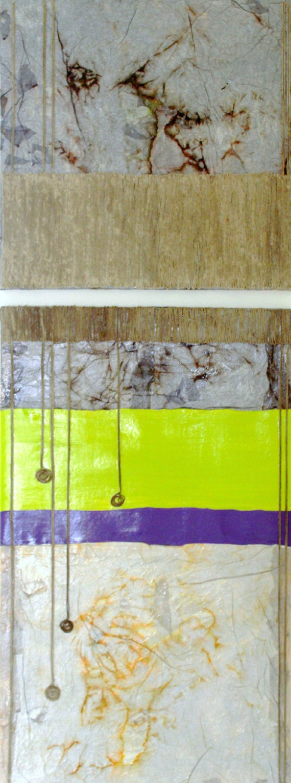 Pannelli decorativi per pareti / coppia di di paintingsbycipeciop