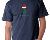 "Men's Short Sleeved Golf ""Oh Christmas Tee"" T-Shirt 