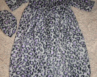 Popular Items For Leopard Print Baby On Etsy