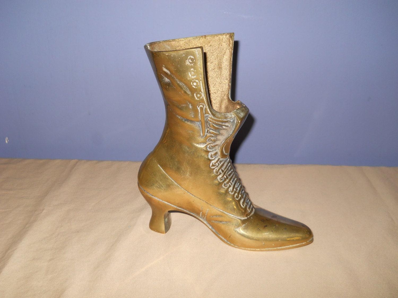 Brass Boot Made In Korea
