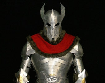 Custom Fully wearable  Fantasy Knight Suit of armour