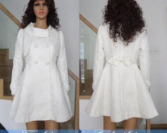 White coat | Etsy