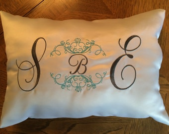 Wedding Kneeling Pillows - Set of 2