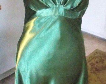 SALE Vintage Jessica McClintock Evening Gown