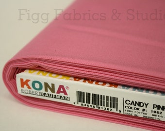 KONA Cotton in Candy Pink (Color 1062)