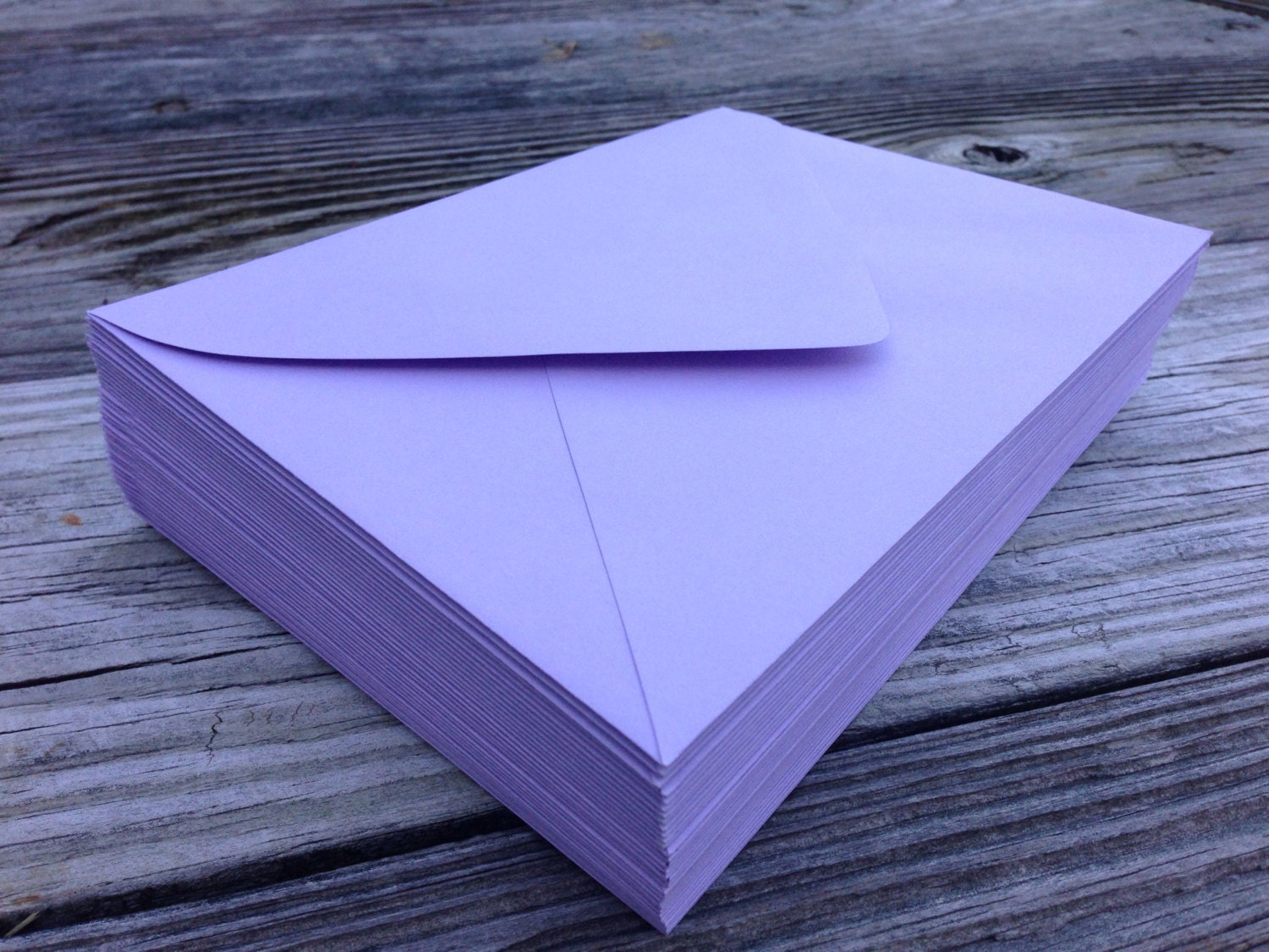 50 purple a7 5x7 invitation or a1 4bar rsvp pointed flap