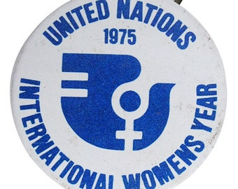 United Nations Pin