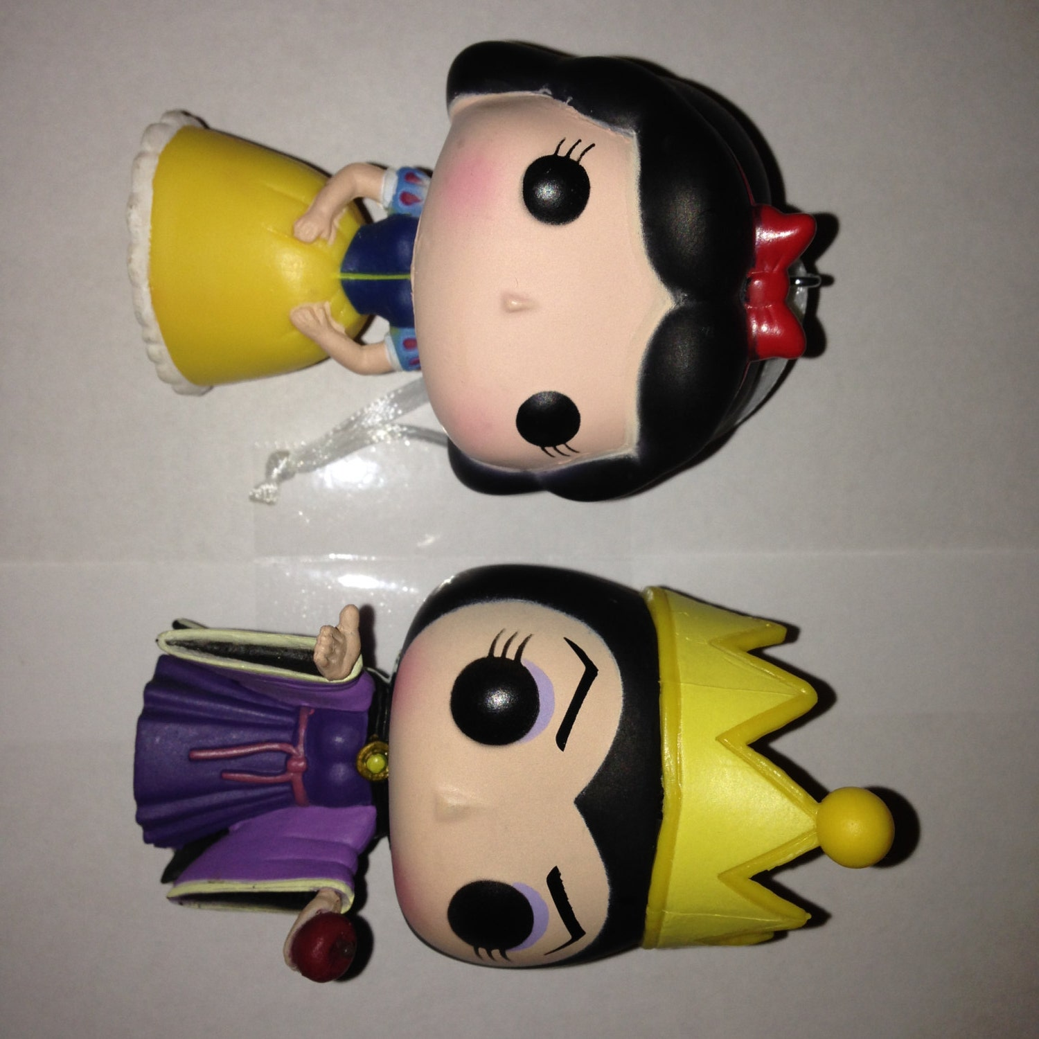 Evil Christmas Tree: Funko Vinyl Pop Snow White & Evil Queen Christmas Tree