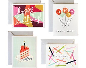 Birthday Card, Assorted Birthday Cards, Birthday Cards, Friend Birthday, Card Set, Card Birthday, Cards Birthday, Birthday Set