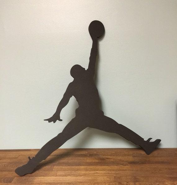 Air Jordan Jump Man Cutout Model Aviation
