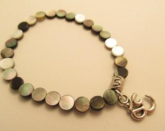 3826 - Pearl Yoga Bracelet