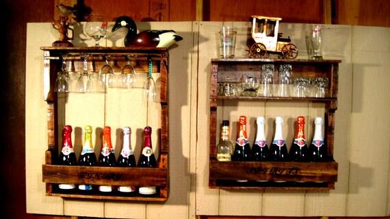 items similar to wood wine liquor home mini bar. Black Bedroom Furniture Sets. Home Design Ideas