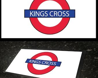 Items Similar To Platform 9 3 4 King S Cross Station