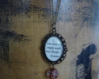 Boromir necklace