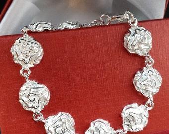 Zeitloses Rosen Armband