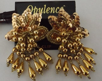 Vintage Opulence Earrings