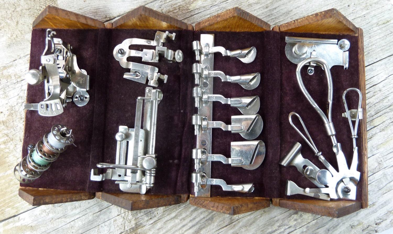 singer sewing machine puzzle box