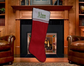Personalized Christmas Sock