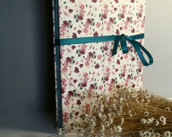 Adel book, book, album with flowers, wedding