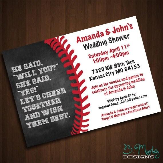Baseball Invitation Wording with good invitations ideas