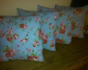 Cath kidston Roseali fabric cushion